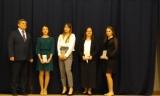 Gala wręczenia odznak wzorowego absolwenta