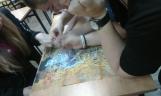 puzzle na lekcji historii sztuki
