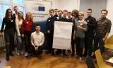 Szkoła - Ambasador Parlamentu Europejskiego - podsmowanie