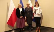 Zuzanna odebrała Stypendium Prezesa Rady Ministrów
