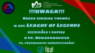 1LO LEAGUE OF LEGENDS TOURNAMENT