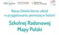 Szkolna Radonowa Mapa Polski