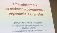 Zajęcia na Wydziale Chemii UAM
